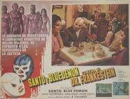 SANTO Y BLUE DEMON CONTRA EL DR. FRANKENSTEIN #2