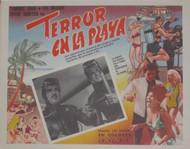 TERROR EN LA PLAYA #2