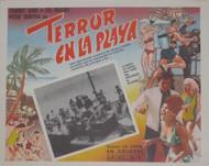 TERROR EN LA PLAYA #4