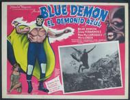BLUE DEMON EL DEMONIO AZUL