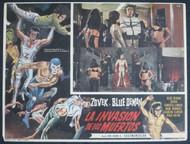 ZOVEK Y BLUE DEMON: LE INVASION DE LOS MUERTOS #2