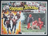 LOS CAMPERONES JUSTICIEROS