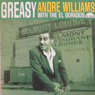 248 ANDRE WILLIAMS - GREASY LP (248)