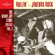 347 BENNY JOY - ROLLIN' TO THE JUKEBOX ROCK LP (347)