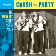 346 BENNY JOY - CRASH THE PARTY LP (346)