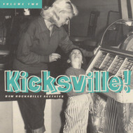291 VARIOUS ARTISTS - KICKSVILLE VOL. 2 LP (291)