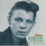 229 JOHNNY POWERS - LONG BLOND HAIR LP (229)