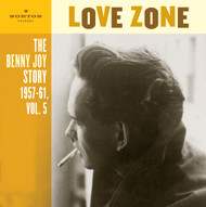 350 BENNY JOY - LOVE ZONE LP (350)