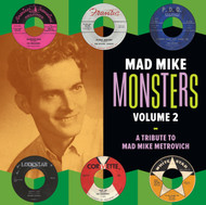 339 VARIOUS ARTISTS - MAD MIKE MONSTERS VOL. 2 LP (339)