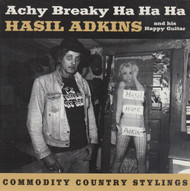 239 HASIL ADKINS & HIS HAPPY GUITAR - ACHY BREAKY HA HA HA LP (239)
