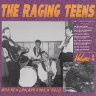 296 THE RAGING TEENS VOL. 4 LP (296)