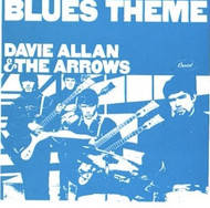 DAVIE ALLAN AND THE ARROWS - BLUES THEME (CD)