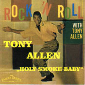 TONY ALLEN - HOLY SMOKE BABY (CD)
