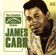 JAMES CARR - THE COMPLETE GOLDWAX RECORDINGS (CD)