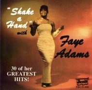 FAYE ADAMS - SHAKE A HAND (CD)