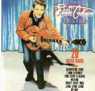 EDDIE COCHRAN - SINGLES ALBUM (CD)