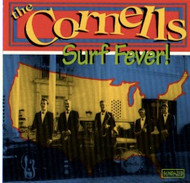 CORNELLS - SURF FEVER (CD)