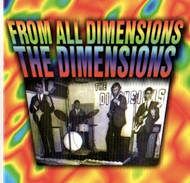 DIMENSIONS - FROM ALL DIMENSIONS (CD)