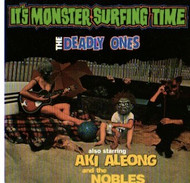 DEADLY ONES - AKI ALEONG AND THE NOBLES (CD)