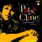 PATSY CLINE - CRAZY DREAMS (CD)