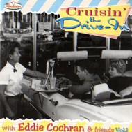 EDDIE COCHRAN - CRUISIN' THE DRIVE IN (CD)