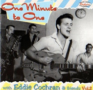 EDDIE COCHRAN - ONE MINUTE TO ONE (CD)