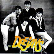 DEE JAYS - DIMPLES '65-'66 (CD)
