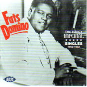 FATS DOMINO - THE EARLY IMPERIAL SINGLES 1950-1952 (CD)
