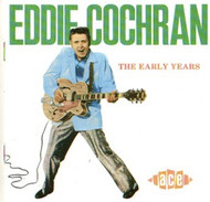 EDDIE COCHRAN - EARLY YEARS (CD)