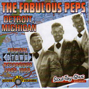 FABULOUS PEPS: DETROIT MICHIGAN (CD)