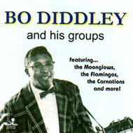 BO DIDDLEY AND HIS GROUPS (CD)