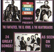 FANTASTICS, EL VINOS AND HEARTBREAKERS  (CD)
