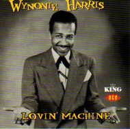 WYNONIE HARRIS - LOVIN' MACHINE (CD)