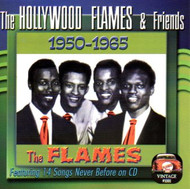 HOLLYWOOD FLAMES (CD)