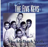 FIVE KEYS - HUCKLEBUCK WITH JIMMY (CD)