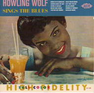 HOWLIN' WOLF - SINGS THE BLUES (CD)