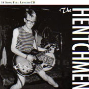 HENTCHMEN - HENTCH-FORTH FIVE (CD)
