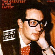 BUDDY HOLLY - GREATEST AND LATEST (CD)