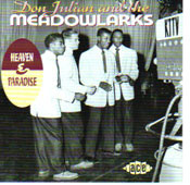 DON JULIAN AND THE MEADOWLARKS - HEAVEN AND PARADISE (CD)