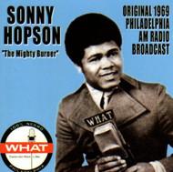 SONNY HOPSON - THE MIGHTY BURNER (CD)