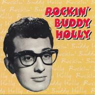 BUDDY HOLLY - ROCKIN' BUDDY HOLLY (CD)