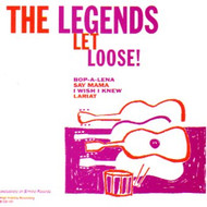 LEGENDS - LET LOOSE (CD)