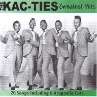 KAC-TIES - GREATEST HITS (CD)