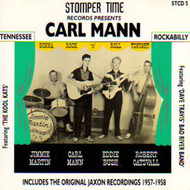 CARL MANN - GONNA ROCK N' ROLL TONIGHT (CD)