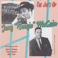 JERRY McCAIN - THE JIG'S UP (CD)