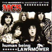MC5 - HUMAN BEING LAWNMOWER (CD)