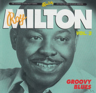 ROY MILTON - GROOVY BLUES (CD)