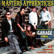 MASTERS APPRENTICES - APPRENTICES IN THE GARAGE 1966 (CD)