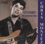 CHRIS MONTEZ - LET'S DANCE (CD)