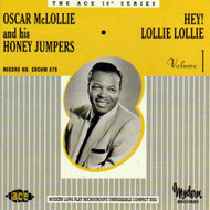 OSCAR McLOLLIE - HEY! LOLLIE LOLLIE! (CD)